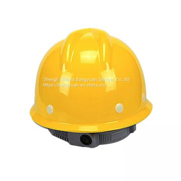 Weight of Construction Safety Helmet Fiberglass Safety Helmet With Chin Strap