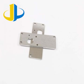 Anodized Aluminum Micro Machining Metal Machined Parts Laser Cutting