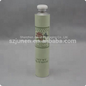 Aluminum Empty Hand Cream Packaging Tube