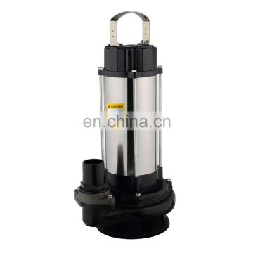 1.1kw 220 volt submersible water pump for draining water
