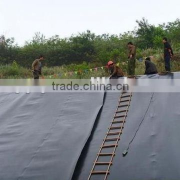Geomembranes used for pond/dam/lagoon liner 2.0mm Top class USA GRI-GM3 Standard ASTM Double Side Smooth