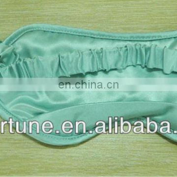 fashion silk filled and silk cover eye mask