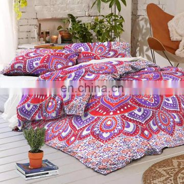 Hippy throw Mandala tapestries Indian bedspread hippie bedsheet wall hanging Tapestry