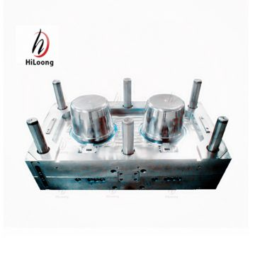 cavities mould manufacturing steel plastic injection mould for bucket