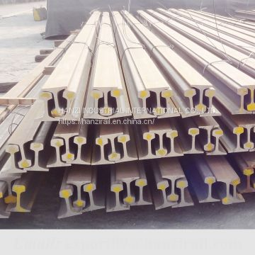 Railway Track Rail ASCE60 ASCE75 ASCE85 America Railway Supply