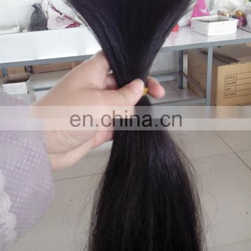 100% loose human hair bulk extension wholesale prices indian hair expressions hair for braiding