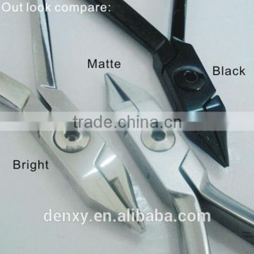 Dental instruments/Orthodontic Pliers/Orthodontic Instruments/Distal End Cutter/Wire Cutter/Ligature Cutter