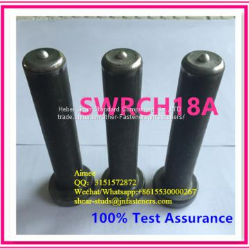 SWRCH18A ISO13918  weld stud