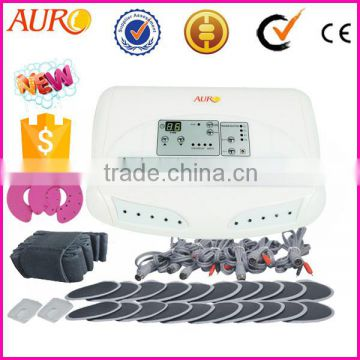 AU-6804 Best quality electro muscle stimulator body contouring beauty salon machine home use