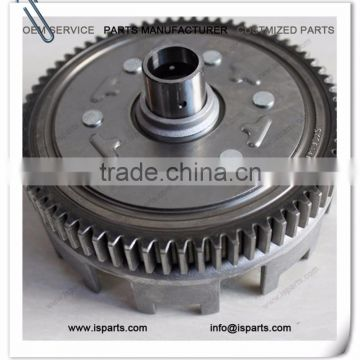 Chinese Motorcycle Part T110 Motorcycle Centrifugal Clutch with Good Quality