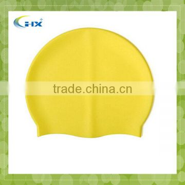 G-2015 factory Customized logo printing Swimming Caps