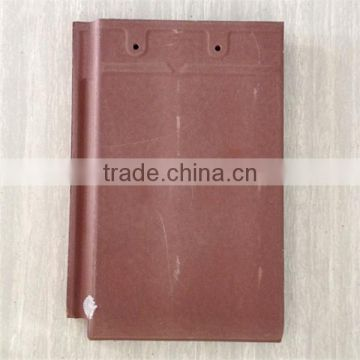 Outdoor new building construction materials, interlocking stone coated roofing tile