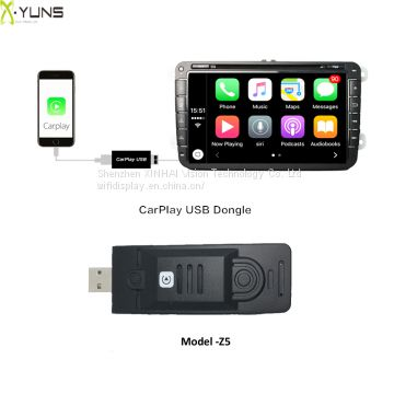OEM Carplay USB Dongle ZBOX for Android Car 4.4.2 & above supporting iOS11