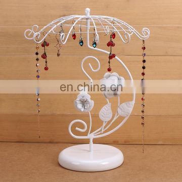Women Room Jewelry Tray Rack Craft Gift Table Stand