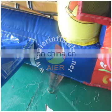 2016 kids inflatable amusement park Inflatable Fun City for sale/Toddlers Inflatable Funland