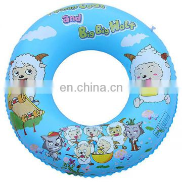 inflatable life ring pool float