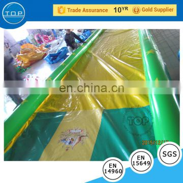 Made in China Tarpaulin inflatable slip and slide