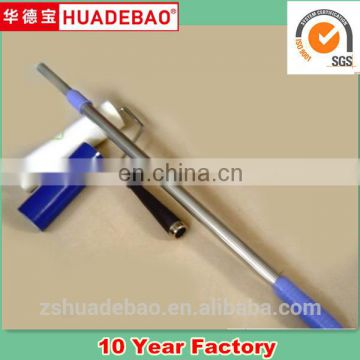 Long plastic handle Sticky Roller for clean