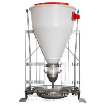 100L Granulated Feeder For Finishing