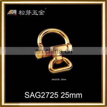 China supplier manufacture new design d type spring snap hook