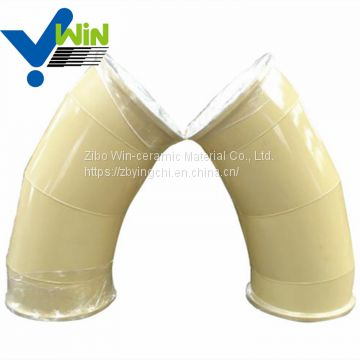 Wear resistant lining ceramic lined pipe steel pipe