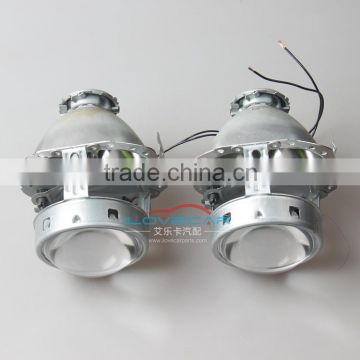 Used cars 3 inch OEM original hid projector lens for D1S D2S bulbs, universial projector lens, xenon projector light