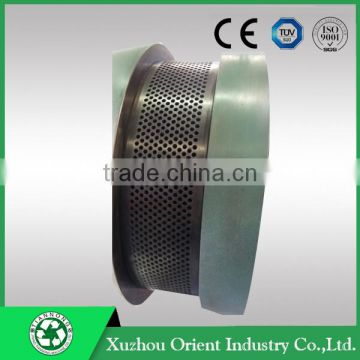 Made in China Spare Parts of Alloy Steel Ring Die Matrix for Beech Wood  Sawdust Pellet Mill Machine