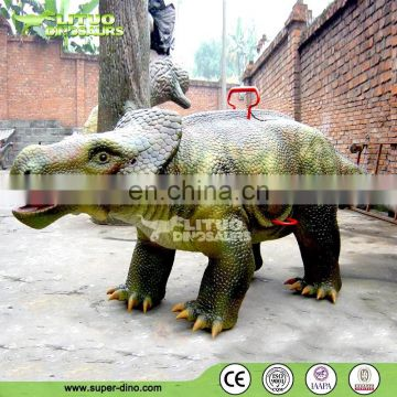 High Quality Animatronic Walking Dinosaur Ride