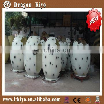 simulation growing egg dinosaur egg for amusement park