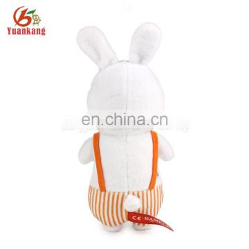ICTI factory stuffed doll plush rabbit toy