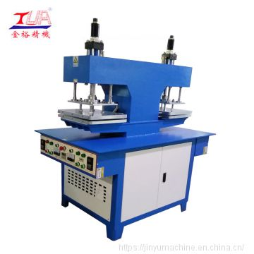 Hot sell factory silicone apparel embossing machine