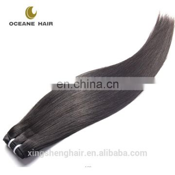 Wholesale new top quality human remy cheap grade 9a top brazilian virgin hair