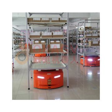 Kiva Type ELFIN Automated Guided Vehicle Warehouse Logistics AGV Robot