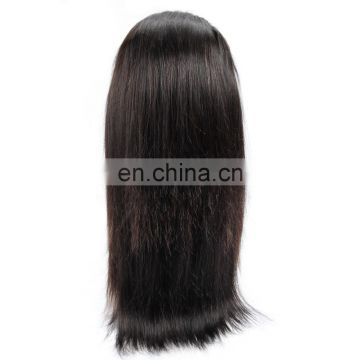 100% unprocessed Remy human hair silk base full lace wig Virgin Peruvian hair 360 frontal lace wig vendors wholesale
