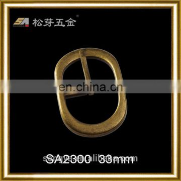 Custom Pin Buckle Style For Watch, Gold Plated Watch Buckle, High Grade Metal Watch Buckle