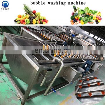 Washing equipment and air drying equipment for vegetables