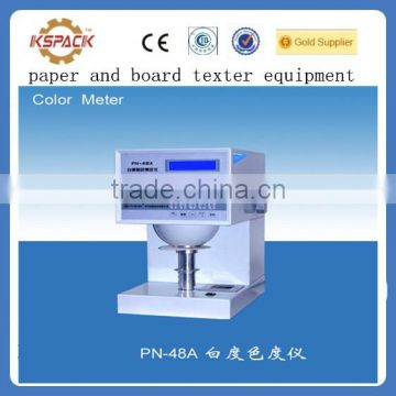 JGTM-06008 test machine for laboratory equipement paper tester/industrial products color tester paper Color Meter                                                                         Quality Choice