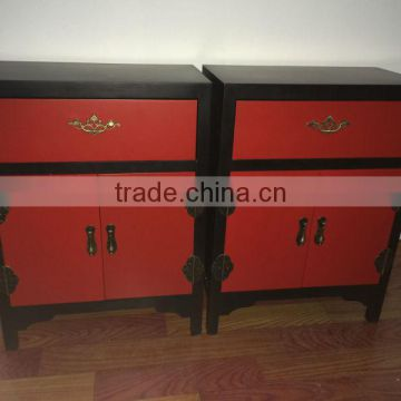 Cheap small wooden cabinet
