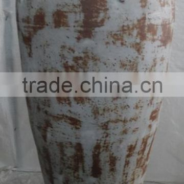 Viet Nam New Model Rustic Outdoor Glazed Pots