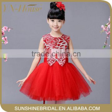 2de9e128f4565 organza princess flower girl dresses for farewell party of FREE SHIPPING  PRODUCT from China Suppliers - 144976566