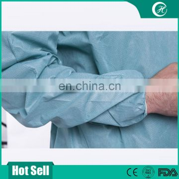 Spunbonded Nonwoven Disposable Medical Surgical Gown/ Medical Clothing price