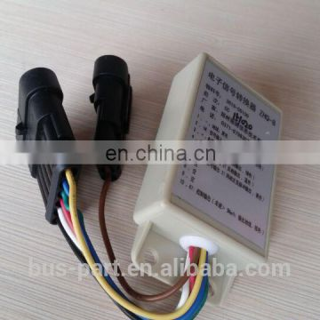 2016 hot sale and high quality bus accessories electronic signal converter for sale