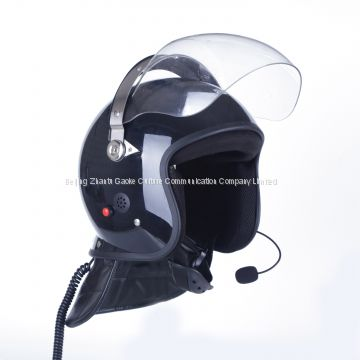 YISHENG Brand YS-DB-01H Riot Helmet/Motorcycle Accessories/Intercom System/for Walkie-Talkie/High-Power/Super Long Distance intercom