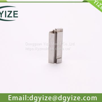 High quality custom plastic mold parts in carbide mold components maker