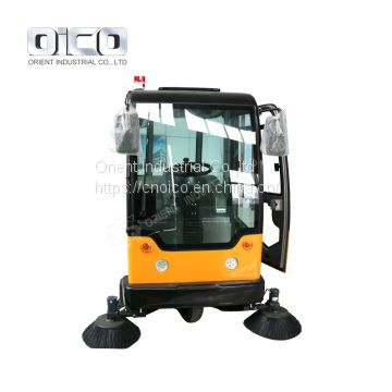 OR-E800LC   runway road sweeper