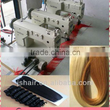 Brother Brand Three Head Hair Weft Sewing Machine Of Three Heads Interesting Hair Sewing Machine