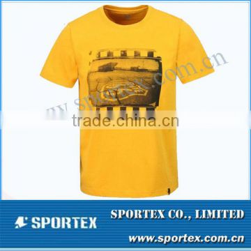 Functional Xiamen Sportex men's wholesale t shirt, t shirts for men, dry fit wholesale shirt OEM#13042