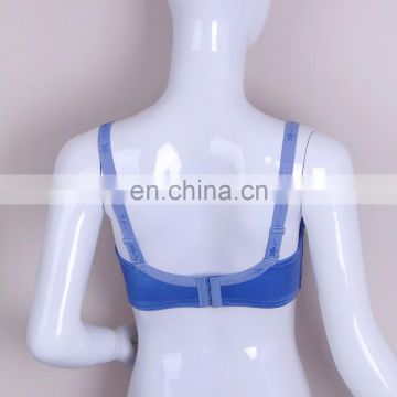 Low Price Push Up Female Nylon Girls Night Club Sexy Bra