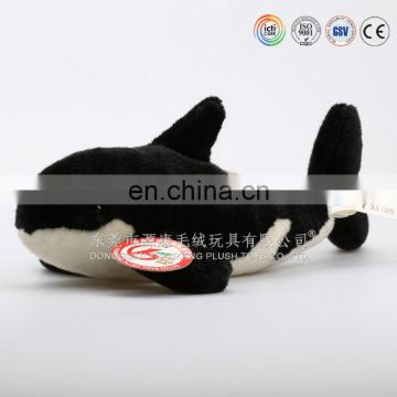 ICTI audit OEM/ODM factory plush whale toy with perfect style