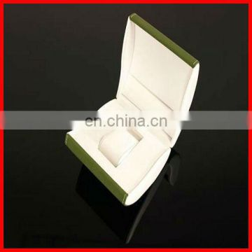 Wholesale paper gift box for watch with velvet